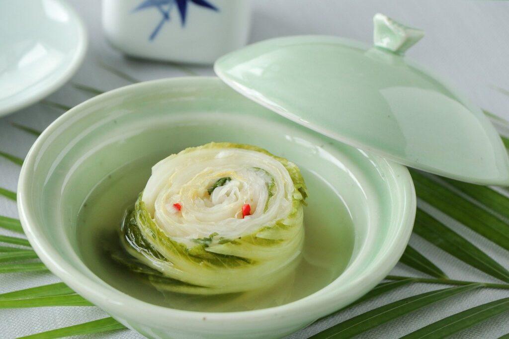 kimchi blanco